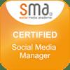 SLP Texting sind zertifizierter Social media Manager